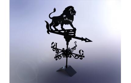 """Флюгер """"Король лев"""""""